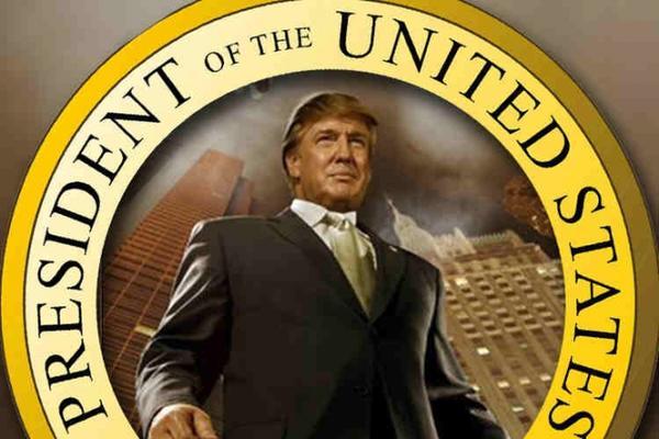 Trump as President in Glazerson Codes